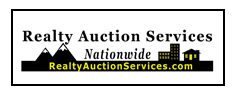 Realty Auction Services, LLC Logo